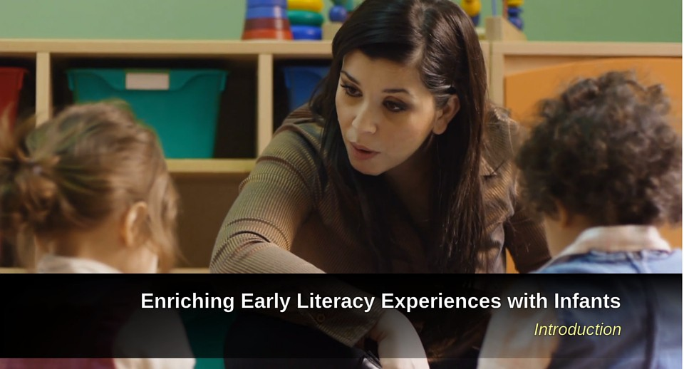 Enriching Early Childhood Experiences >> Center For Early Childhood Professional Development
