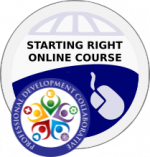 Starting Right Online Courses